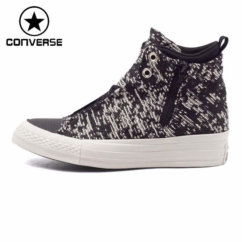 Original Converse Womens High top Skateboarding Shoes Canvas  SneakersOriginal Converse Womens High top Skateboarding Shoes Canvas  Sneakers