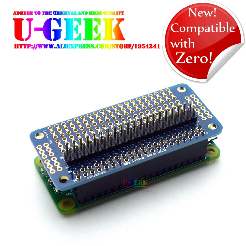 Proto Zero For Raspberry Pi Zero