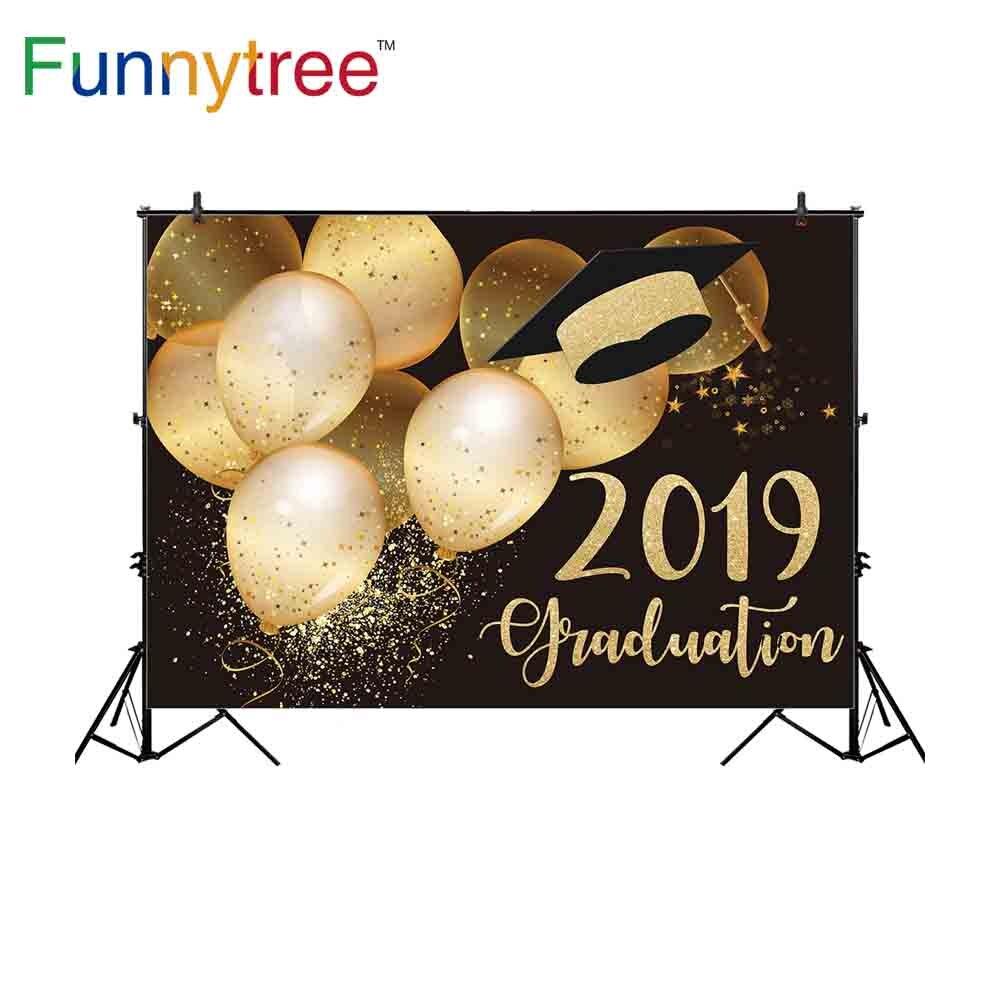 Funnytree Photography Photocall Golden Balloon 2019 ...