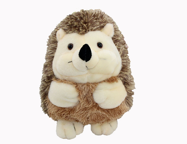 Helen115 Baby Kid Lovely Hedgehog Plush Stuffed Animal Doll Toys