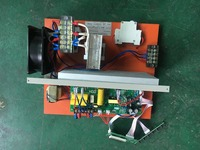 1500W PCB cleaning generator ,22 42khz Ultrasonic frequency and current adjustable
