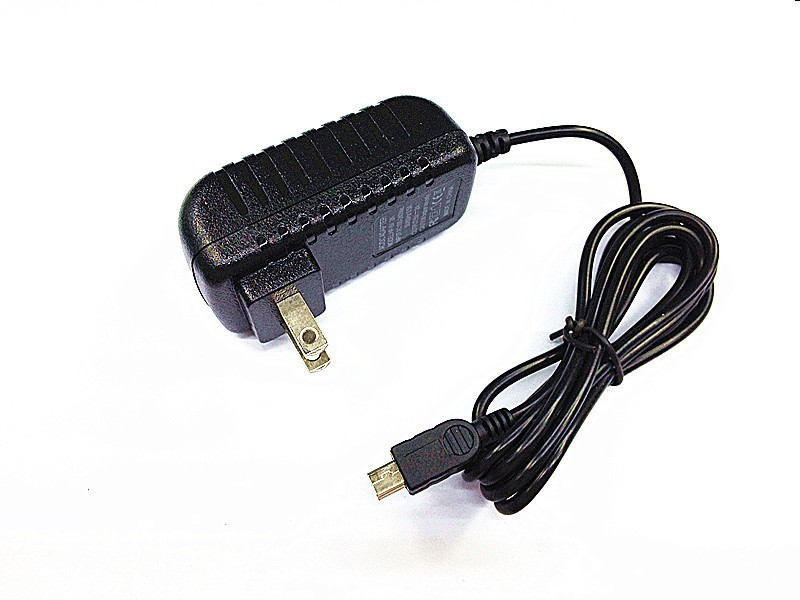 2a ac dc home wall power charger adapter for garmin gps for tomtom gps in chargers from consumer. Black Bedroom Furniture Sets. Home Design Ideas