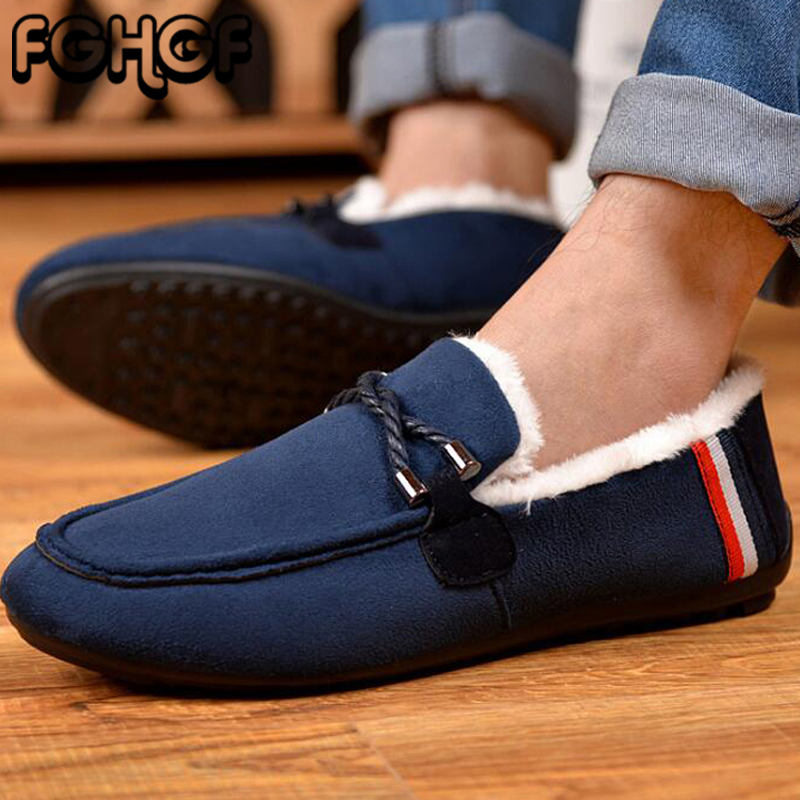 New Brand Loafers Men Faux Suede Casual Shoes Winter High Quality Adult Slip on Moccasins Man Zapatos Hombre Male Footwear Y22 розетка 1 местная с з со шторками hegel slim стакан слоновая кость
