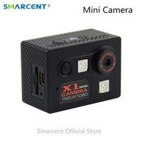 SMARCENT X1 Mini Kamera HD 1080 P Infrarot-nachtsicht Micro auto Camara Camcorder Video Recorder Geheimnis Kamera pk SQ8 SQ11 SQ10