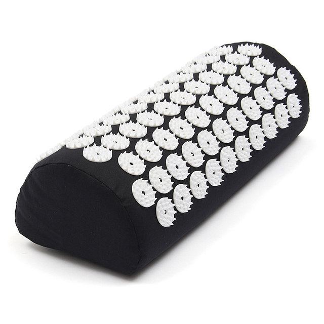 Acupressure Massage Cushion Pillow Yoga Mat Bed Pilates Nail Needle Pressure Shakti Neck Relieve Stress HealthCare