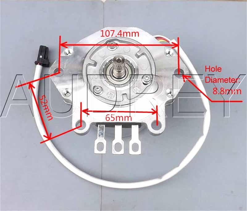 2pcs High torque 3.8N.m 12V DC motor DC high power 600w resolver brushless servomotors DIY send fast delivery way DHL FedEX EMS цена