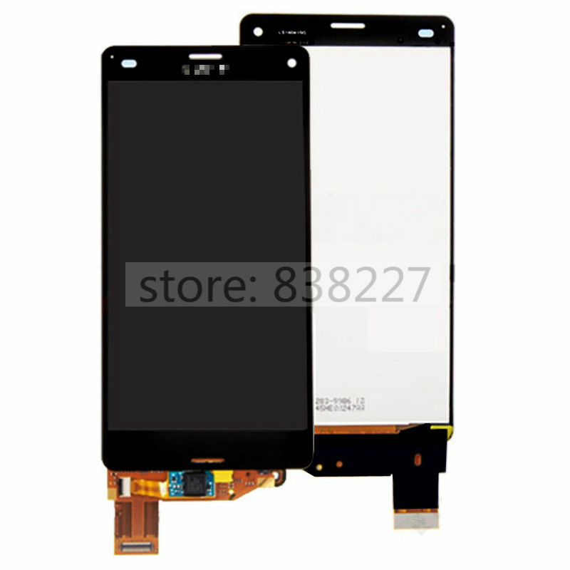 LCD Display For Sony Xperia Z3 Compact Z3 Mini D5803 D5833 LCD Display Screen with touch Digitizer replacement in stock