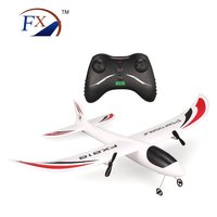 FX FX 818/820 RC Airplane Glider 2.4G 2CH Remote Control Aircraft Glider 475mm Wingspan EPP RC Fixed Wing Drone for Boys Gift