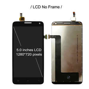 """Image 2 - 5.0"""" New LCD For Lenovo S580 S 580 LCD Display Screen Touch Sensor Digitizer Assembly Replacement For Lenovo S580 Full Display"""