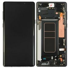 Original AMOLED LCD for SAMSUNG Galaxy Note 9 Display Touch Screen Digitizer with Frame Replacement LCD N960F Display original amoled lcd for samsung galaxy s10 plus display touch screen digitizer with frame replacement lcd g975 display
