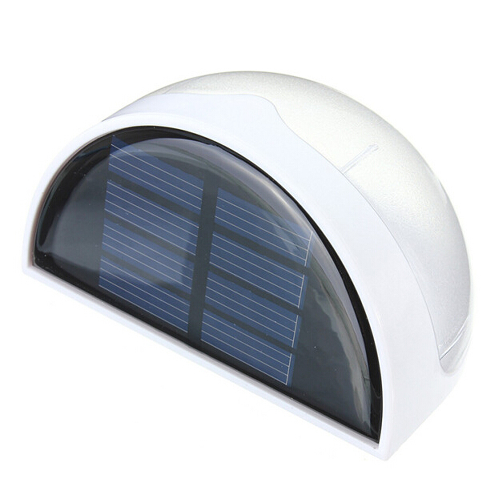 Solar Lights Roof: Waterproof Outdoor Sensor Lighting Solar Powered 6 LED