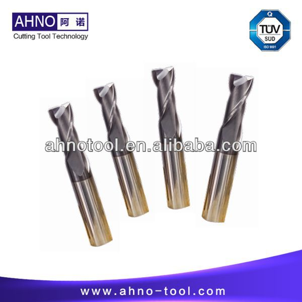 HRC 55  2pcs/lot D3.0mmx8mmx50mm 2 Flutes Flat  carbide end mills For CNC Milling  free shipping  цены