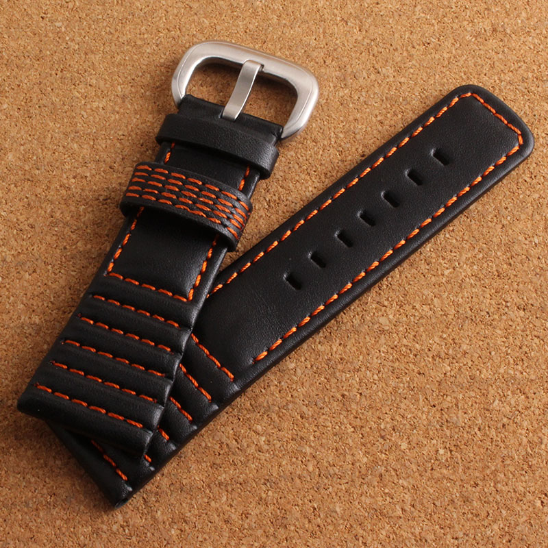 New arrival Watchbands replacement watch straps 28mm For smart wristwatch bands bracelet genuine leather watchbands fashion