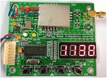 Wideband sintetizzatore di frequenza origine del segnale PLL modulo ADF4351 ADF4350Wideband sintetizzatore di frequenza origine del segnale PLL modulo ADF4351 ADF4350