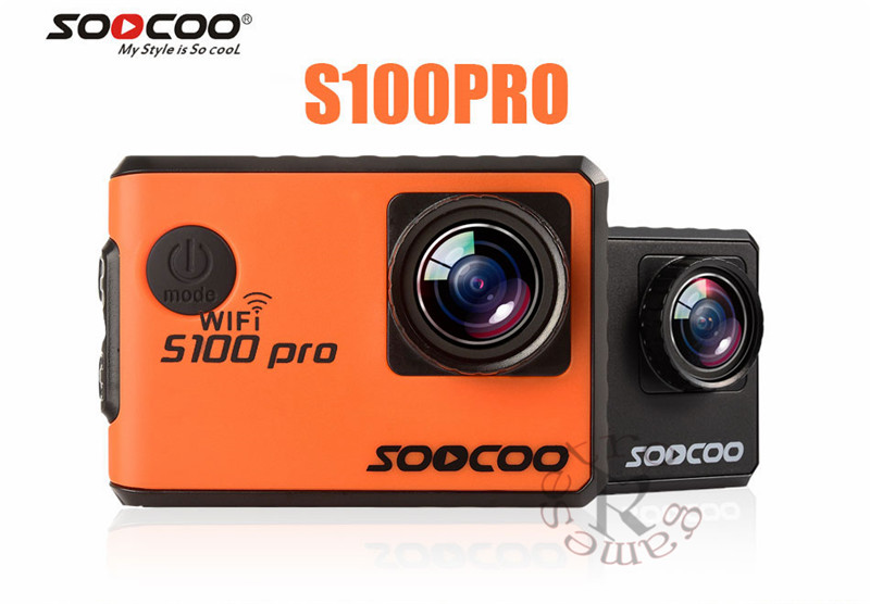 SOOCOO S100 Pro Voice ControlWifi 4K Action Camera 2.0 Touch Screen with Gyro and Remote 20MP s100proSOOCOO S100 Pro Voice ControlWifi 4K Action Camera 2.0 Touch Screen with Gyro and Remote 20MP s100pro