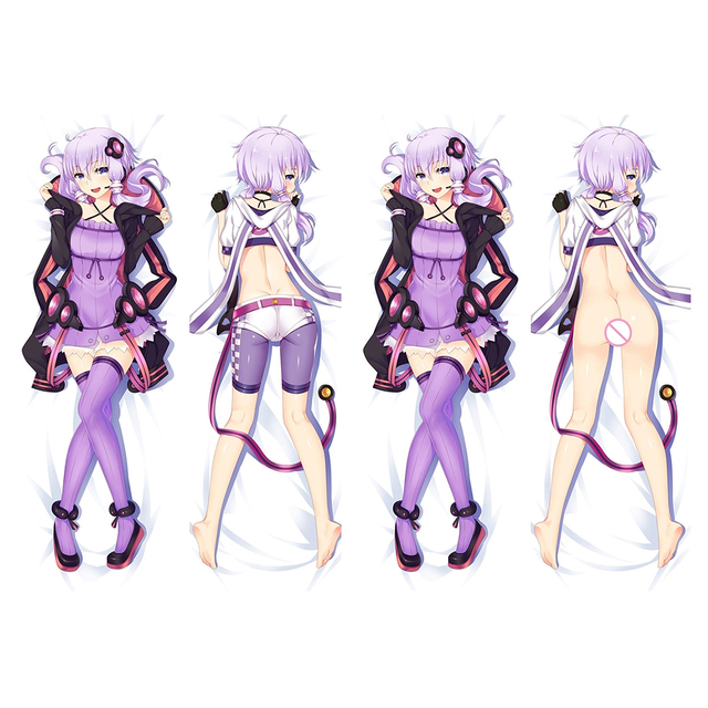 Anime Characters 160cm : Japanese anime sexy vocaloid hugging pillow cover