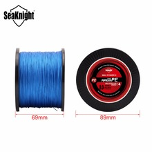 SeaKnight Brand TP 500m 547yd Super PE Braided Multifilament Fishing Line 8LB 10LB 20LB 30LB 40LB 60LB Braided Line Carp Fishing