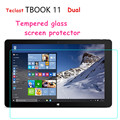 """Ultra thin 0.33mm 9H Tempered Glass Screen protector For Teclast Tbook 11 10.6""""  Protective Film screen guard"""