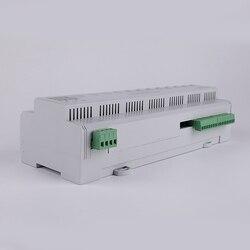 12-way 16A Intelligent Lighting Control Module Intelligent Lighting Control System Emergency Lighting Module Switching Module