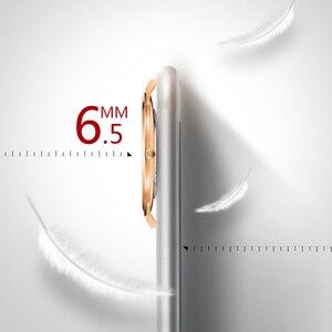 Image 2 - CADISEN スーパースリムスライバーメッシュステンレス鋼腕時計女性ブランドの高級カジュアル時計レディース腕時計女性レロジオ Feminino