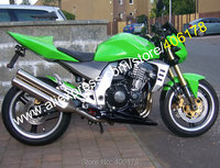 Hot Sales,Custom Paint Green Fairing For Kawasaki Z1000 2003 2004 2005 2006 Z 1000 03 04 05 06 Bodywork Motorcycle Fairings Kits