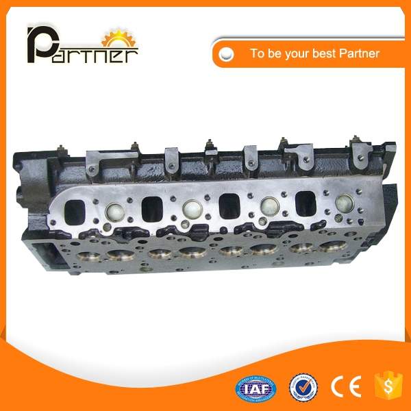 Diesel NPR66 4HF1 cylinder head for Isuzu 4HF1 engine 89709