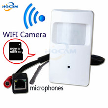 CAMH 960P Audio Mini WiFi IP Camera Micro TF SD Camera Wireless Network IP wifi Camera Micro TF Card Surveillance Camera wi-fi