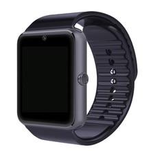 Smart Watch GT08 Uhr Sync Notifier Unterstützung Sim-karte Bluetooth-konnektivität Samsung Android Phone Smartwatch Uhr