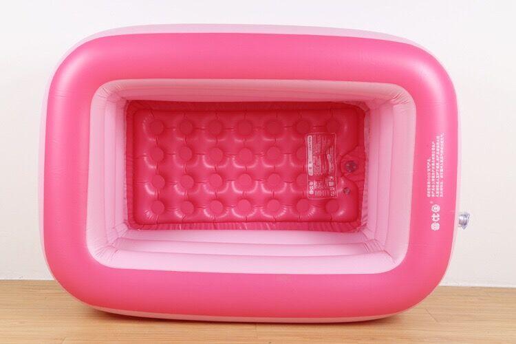 130*92 cm Bande Dessinée pop enfant piscine bébé piscine À Manger Poussette Infantile Portable Jouer Jeu Tapis Canapés apprennent Tabouret - 3
