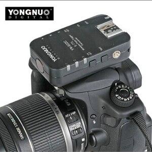 Image 4 - YONGNUO YN 622C II عدة E TTL فلاش لاسلكي الزناد استقبال Yongnuo YN622C + YN622C TX لكانون Yongnuo YN685 YN600EX RT الثاني