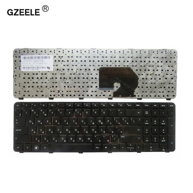 Gzeele hp パビリオン DV7 6100 DV7 6200 DV7 6000 dv7 6152er ru Hpmh 634016 251 639396 251 634016 251 ロシアノートパソコンのキーボード ru