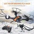 Mini drone jjrc h33 rc quadcopter 2.4g 6 axis gyro con luces Led RTF Quadcopter Drone Headless Modo 360 grados Rodando Juguete