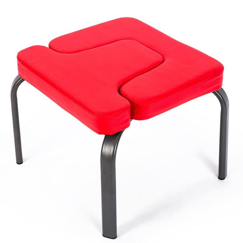 Chaise de Yoga de forme physique, chaise d'inversion portante de 200 KG, chaise de Yoga de ménage, tabouret de Handstand de banc de gymnase à la maison, chaise de Feetup