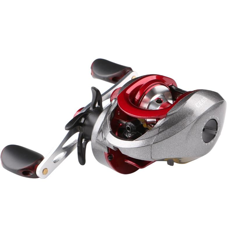 Здесь можно купить  High Performance Baitcast Wheel for Bait Casting 5+1 Ball Bearings 6.1:1 High Gear Ratio Perfect Fishing Tool for Distance Rod  Спорт и развлечения