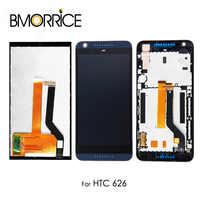 Pantalla LCD Original para HTC Desire 626 D626 626G 626W digitalizador de pantalla táctil piezas de repuesto de montaje completo