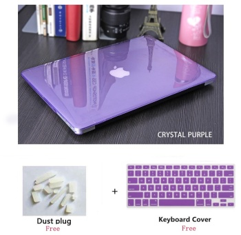 Crystal Hard Shell Case for MacBook