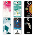 Couple Phone Case For Micromax AQ5001, 14 Patterns Universe Planet Astronauts Design Soft Silicone Coque For Micromax AQ 5001