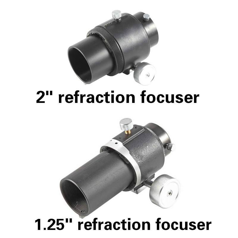 New 2 sct crayford type focuser 1 11 dual speed suitable for