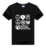 Anime JoJo bizarre AVENTURA de Verão Camiseta Manga Curta Cosplay Traje Para Os Homens Camisas de T