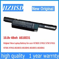 10.8v 48wh AS10D31 Original New Laptop Battery for acer 4738ZG 5741G 5750 5741G 4750G 4741G AS10D31 AS10D41 AS10D51 AS10D61