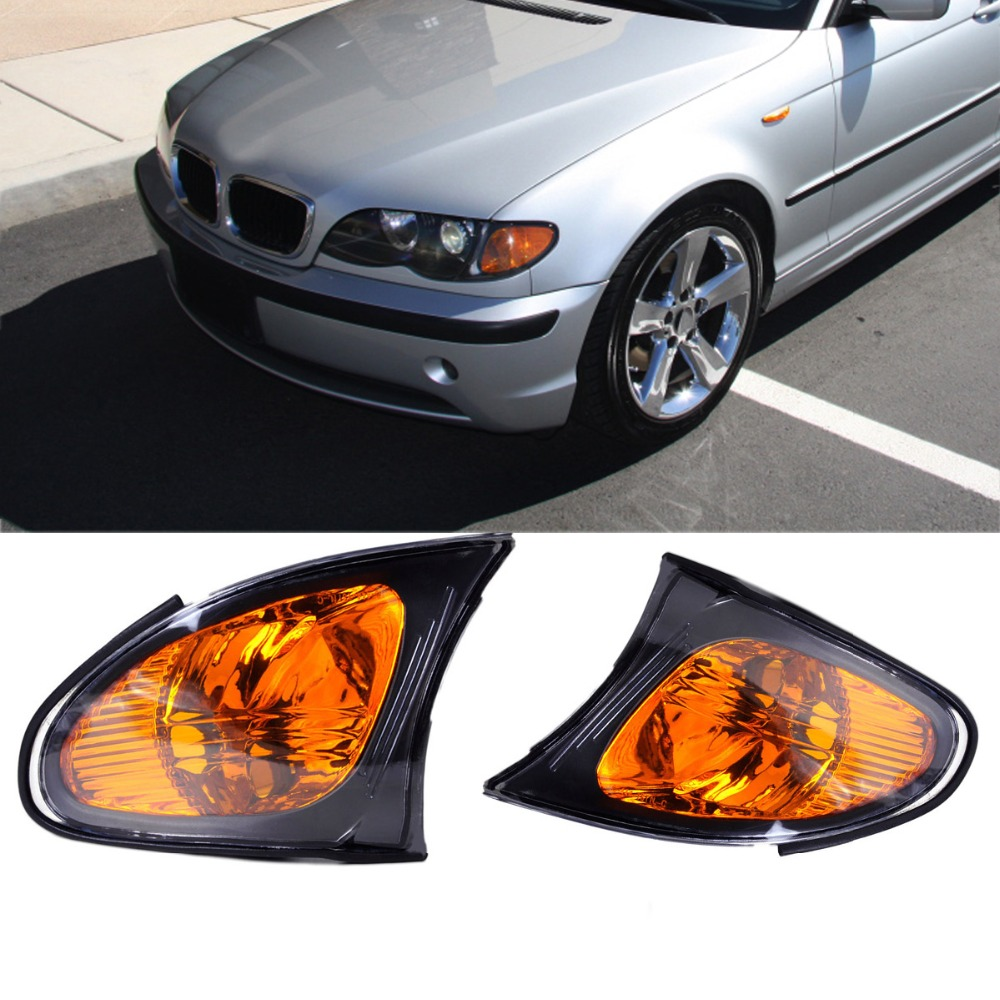 BMW 7 Series E38 facelift LCI 1998-2001 Corner LIGHT Turn signal Yellow LEFT