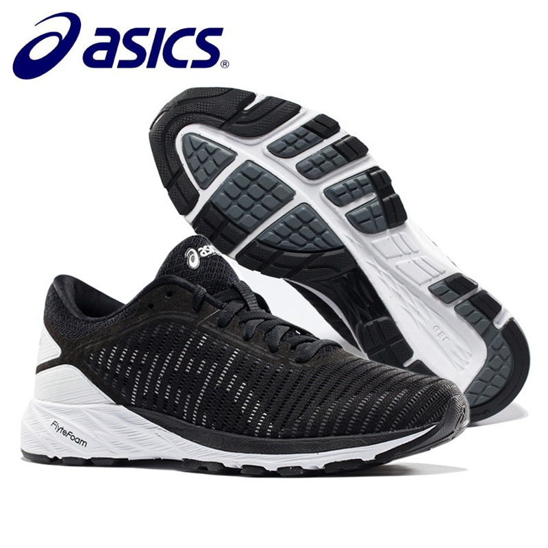 2018 NEW Original ASICS Running Shoes ASICS DynaFlyte 2 Sport Shoes For Men Running Shoes Sneakers