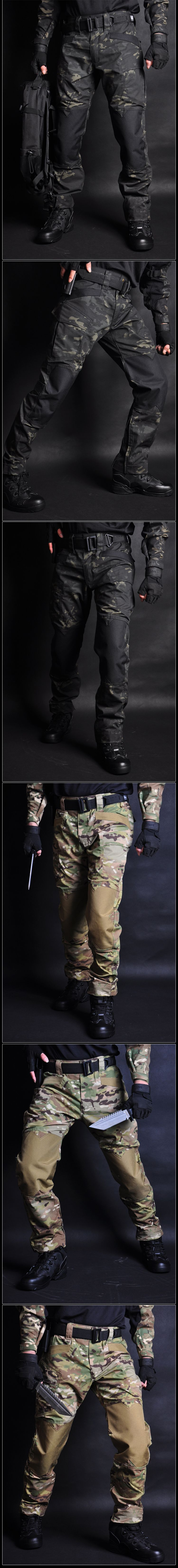 HTB1mueSOrPpK1RjSZFFq6y5PpXat - MEGE Men Jogger Tactical Pants Camouflage Military Cargo Sweatpants Loose Camo Casual Trousers Joggers pantalones tacticos XXXL