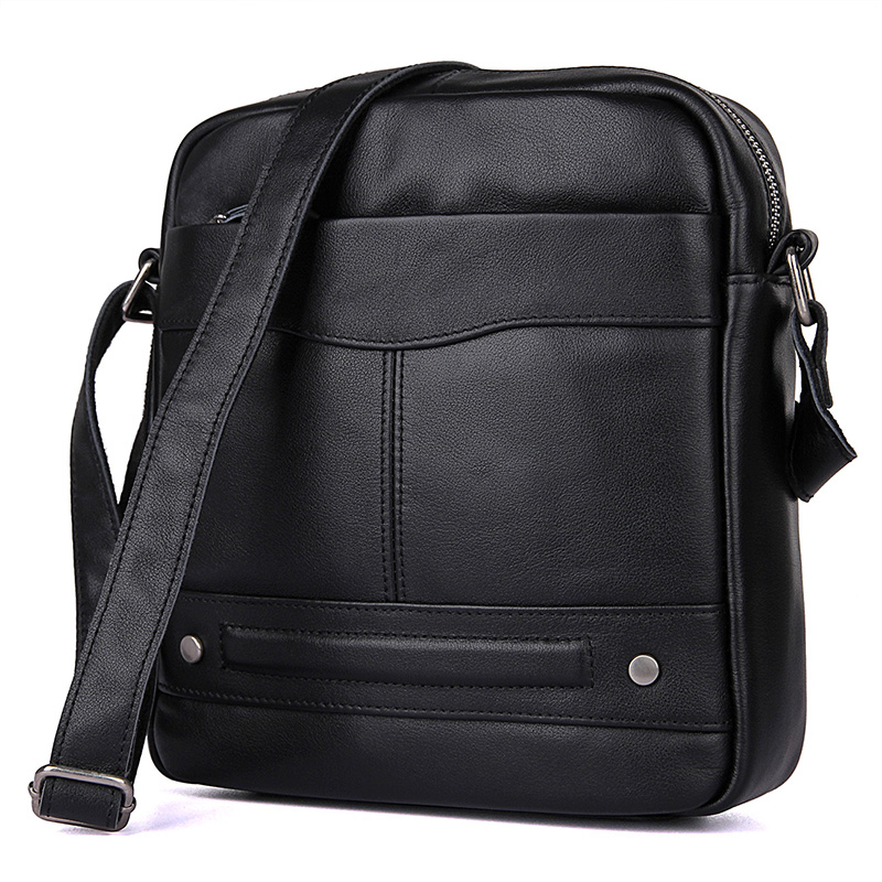 JMD Genuine Leather Bag Men Bags Small Casual Flap Shoulder Crossbody Bags Male Shoulder Handbags Messenger Mens Leather Bag Men dongfang miracle high quality genuine leather men messenger bags casual shoulder bag male multifuntional small bag