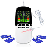 Body Healthy Care Digital Meridian Therapy Massager Machine Slim Slimming Muscle Relax Fat Burner Pain Nose
