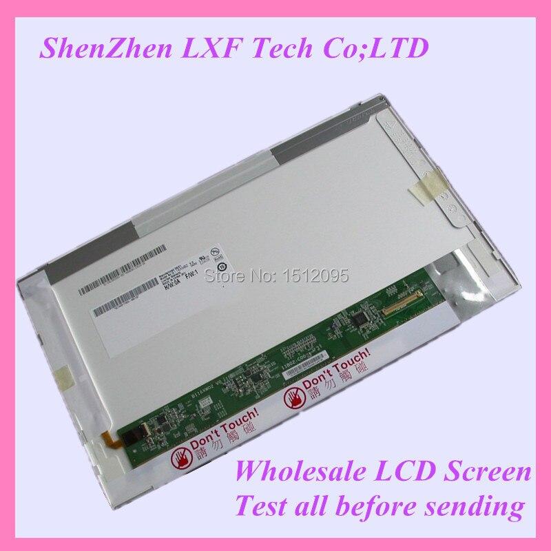 Laptop LCD Matrix LP116WH1 TLA1 LTN116AT01 N116B6-L02 B116XW02 For Lenovo U150 S205 X120E E10 X100 Notebook Led Screen