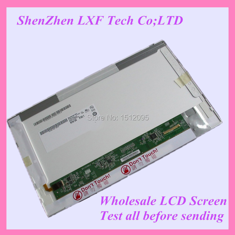 Laptop LCD matrix LP116WH1 TLA1 LTN116AT01 N116B6 L02 B116XW02 For Lenovo U150 S205 X120E E10 x100 notebook led screen