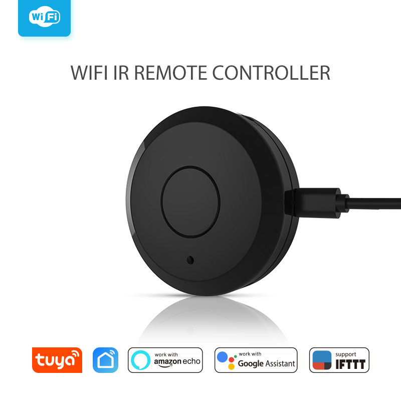 Image 3 - Smart Home Automation Intelligent Universal WIFI + IR Switch Remote Controller Work With Amazon Alexa Echo Dot Google home-in Home Automation Modules from Consumer Electronics