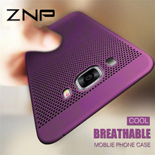ZNP Ultra Slim Phone Case For Samsung Galaxy S9 S8 S7 Edge Hollow Heat