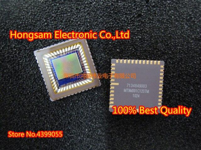 (2 ADET) MT9M001C12STM MT9M001 orijinal yeni